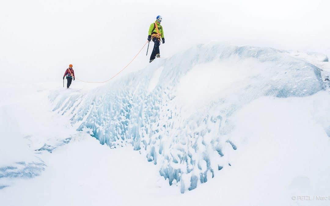 Mont-Blanc mountaineering equipment rental